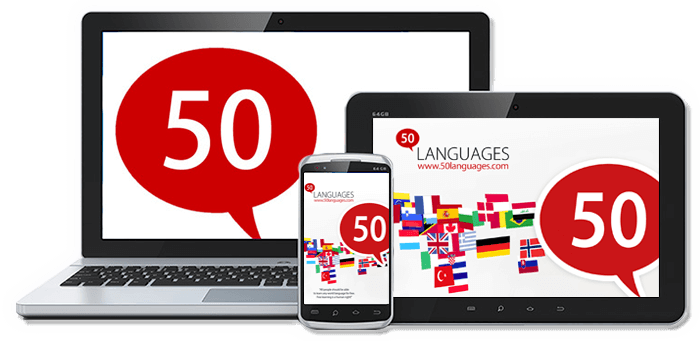 Learn more than 50 languages for free