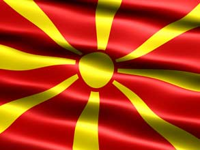 Places, Where Macedonian is spoken