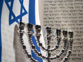 Places, Where Hebrew is spoken